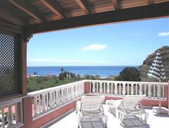Property Photo: Terrace apartment sea view