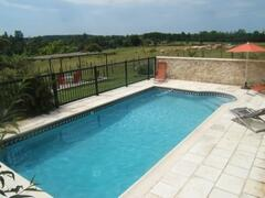 Property Photo: Private and Secured Swimming Pool