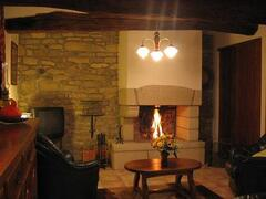 Property Photo: Fire Place