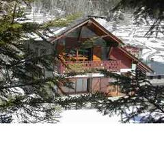 Property Photo: Xalet Llopi in Winter