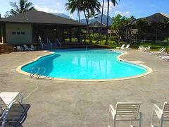 Largest Pool in Princeville