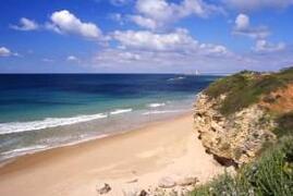 Property Photo: La Barrosa Beach