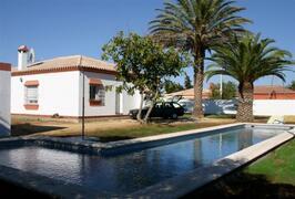 Property Photo: villa and pool