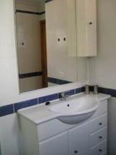 Brand new bathroom includes shower, bath, vanity unit, and toilet
