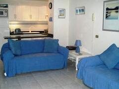 Large lounge area with plenty of seating/sleeping