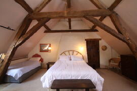 Property Photo: The main bedroom