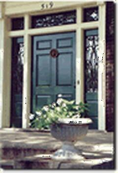 Property Photo: A Welcoming Front Door