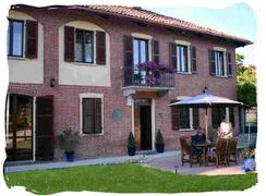 Property Photo: The front of the Cascina