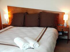 Property Photo: King Bed