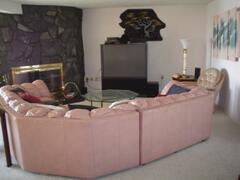 Property Photo: Oceanfront Livingroom