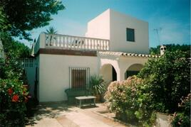Property Photo: Front view of Casa Pozo