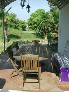 Property Photo: The nice barbecue place can be used by all our guests.
