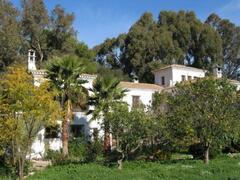 Property Photo: Main House Finca San Ambrosio