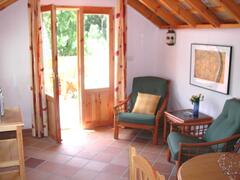 Property Photo: El Chozo - Living Area