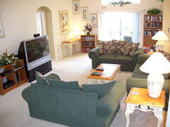 Property Photo: Spacious Family Room