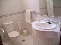 New Refitted bathroom Aug 2009