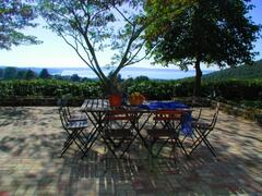 Lakeview patio