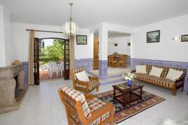 Villa Nandes Lounge