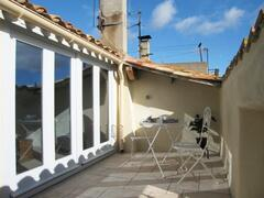 Property Photo: Privete roof terrace