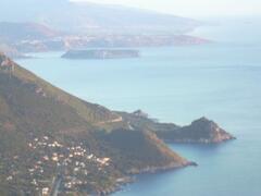 Maratea South coastline