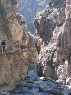 Gorge Walk Castril