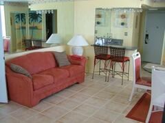 Property Photo: View of Living Room in Condo 601