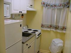 View of Kitchen in Condo 601