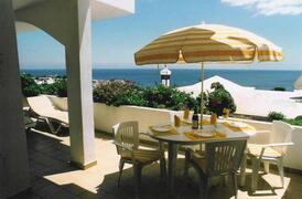 Property Photo: Large, Sunny Terrace
