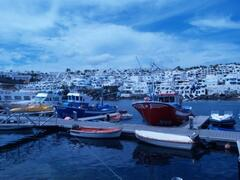 Old Town's Fishing Port