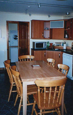 Property Photo: Dining Kitchen