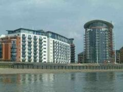 Property Photo: View from the river Thames