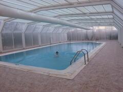 Indoor Pool in off season