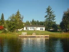 Property Photo: Beautiful Waterfront House!