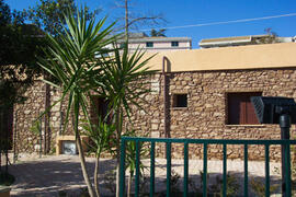 Property Photo: Casale la Zagara: - seen external, prospect, terrace garden.