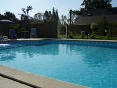 Property Photo: Gite and Pool