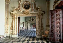 Interior of the Borgia Palace, Gandia