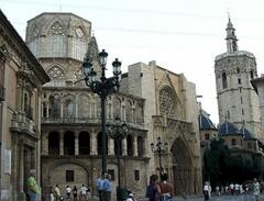 Valencia Cathedral (see the Holy Grail)