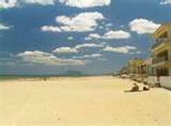 One of the many beaches-Oliva