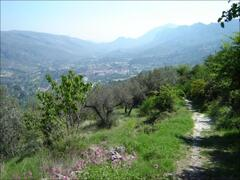 Walking in the Vall de Gallinera