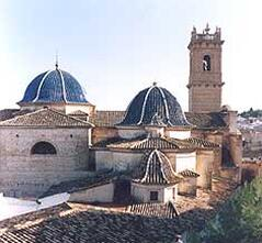 The Blue Domed Churches, Oliva