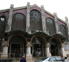 The largest indoor market in Europe - Valencia