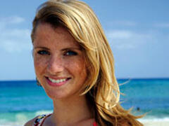 Victoria Hollingsworth-Presenter A Place in the Sun