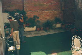 Filming a Place in the Sun @ Casa Anna