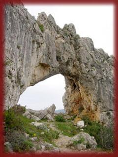 The Vall de Gallinera National Park