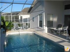 Property Photo: privated heated pool