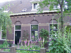 Property Photo: Monument house in central Utrecht