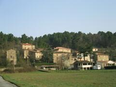 Property Photo: The Hamlet of Boniol.