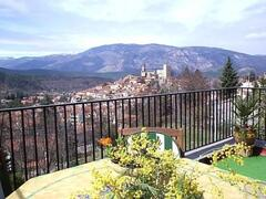 Property Photo: spring and panoramaview