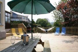 Decking Area and Dining