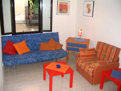 Property Photo: Living room corner